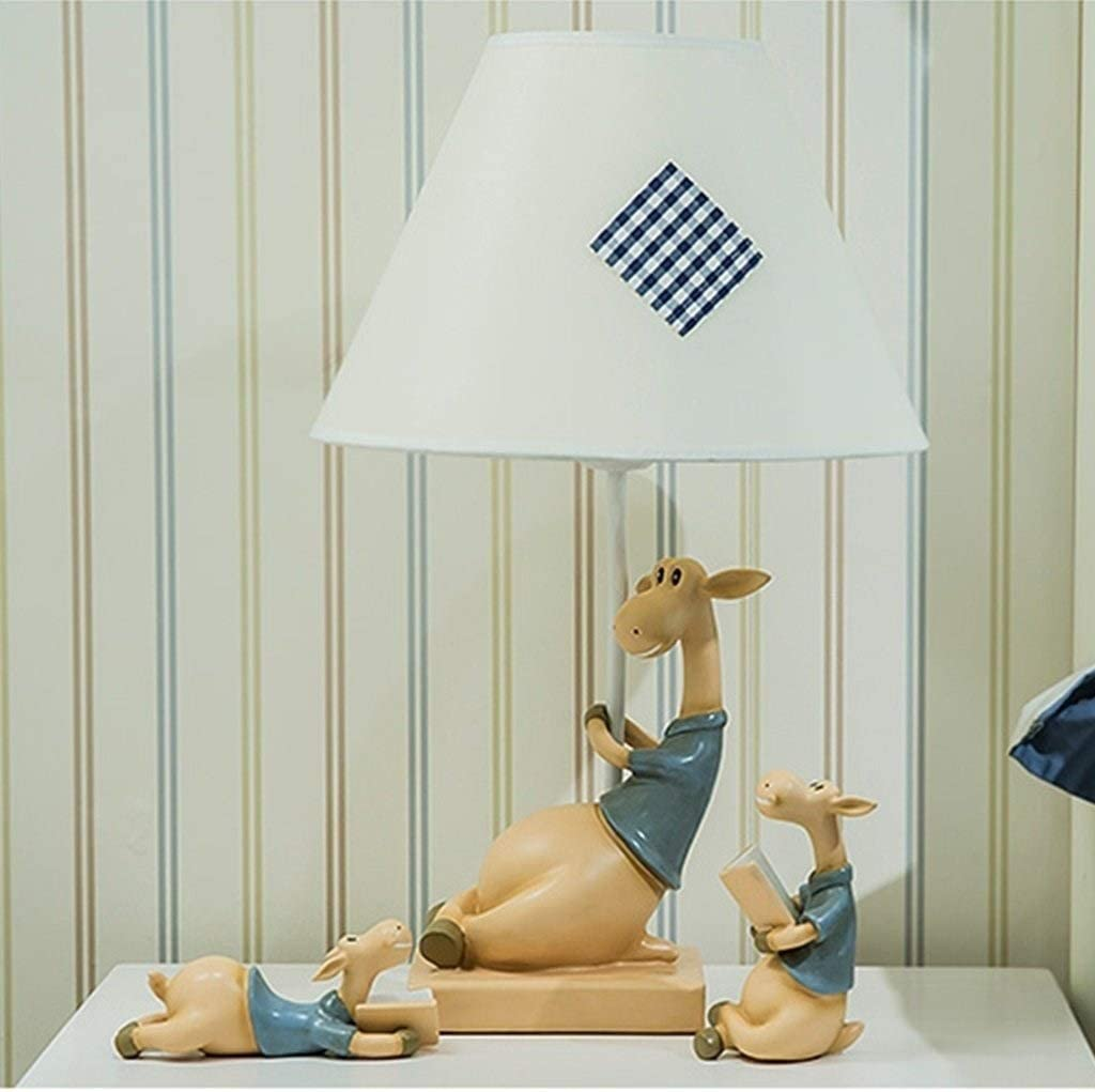 ZKAIAI Table Desk Lamp Bedside Scu Award-winning store Kangaroo Modern Animal Max 51% OFF Matte