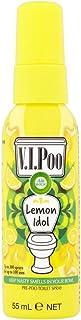 Ambientador Lemon Idol para el inodoro de V.I.Poo, para usar