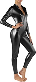 catwoman leather jumpsuit