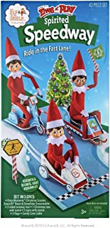 The Elf on the Shelf Scout Elves at Play Spirited Speedway