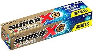 セメダイン 超多用途 接着剤スーパーXゴールド 高透明度 速硬化タイプ 135ml AX-015