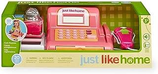 Just Like Home Cash Register-Pink