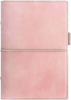 Filofax 2019 Personal Domino Organizer, Soft Pale Pink, 6.75 x 3.75 inches (C022577-19)