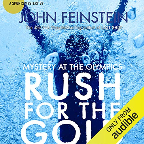 Couverture de Rush for the Gold: Mystery at the Olympics