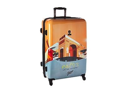 Heys America Riccardo Guasco Paris 30 Spinner (Multicolor) Luggage