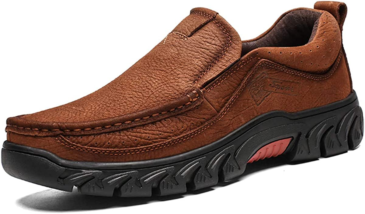 ChicWind Men's Climbing Hiking Popular Sneakers Special price for a limited time Moun Slip On Backpacking
