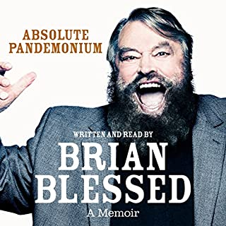Absolute Pandemonium: The Autobiography audiobook cover art
