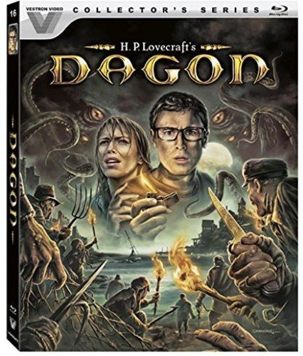 Dagon (Vestron Video Collector's Series) [Blu-ray]