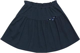(ムーノンノン) MOONONNON子供服 女の子 スカート ミニスカート 日本製リボン付き