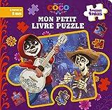 COCO - Mon Petit Livre Puzzle - Animaux - 5 Puzzles 9 Pièces - Disney Pixar (Mon Petit Livre puzzle (9P))