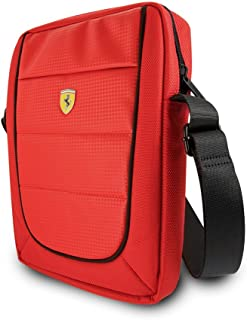 Ferrari Scuderia Tablet Bag For Universal 8 Inch - Red