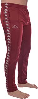 Kappa Men's Astoria Slim Popper Sports Pants
