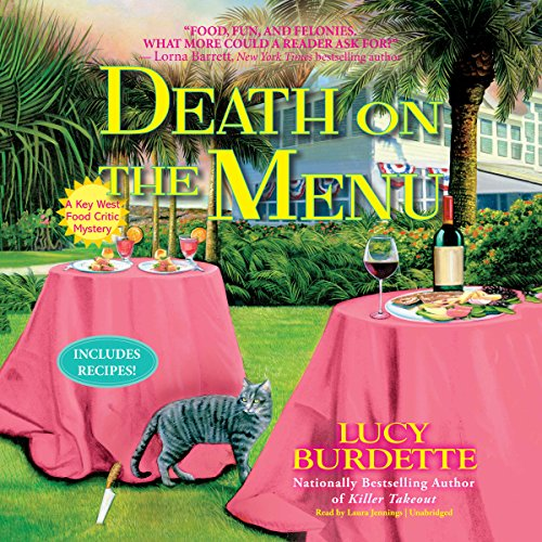 Death on the Menu: The Key West Food Critics Mystery Series, Book 8