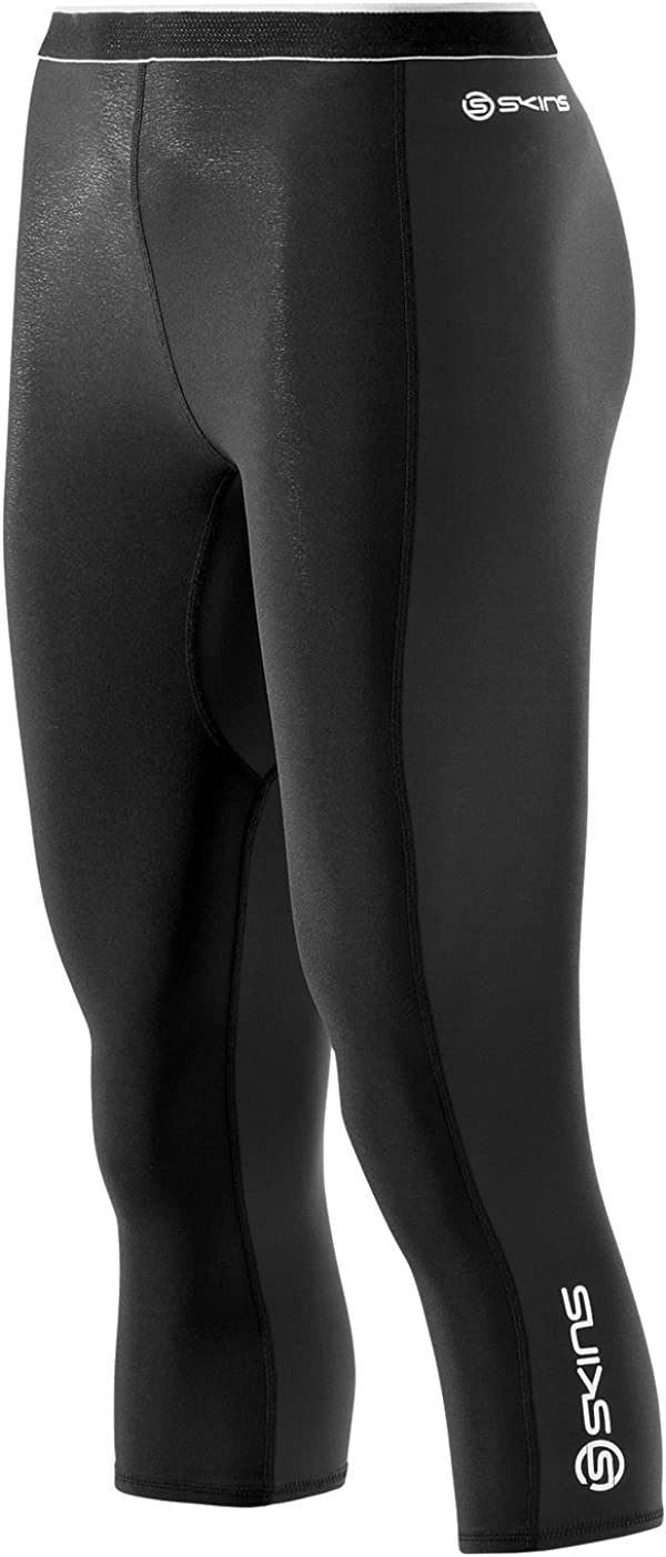 Skinss400 Women's Thermal Daily bargain sale Compression Tights 3 4 OFFicial site