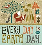 The Poster Corp Richard Faust – Earth Day Kunstdruck