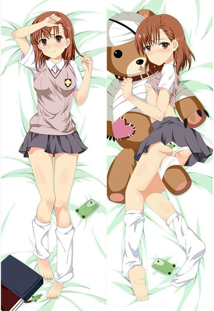 LXHQ Misaka Mikoto Anime Body 180x Pillowcase Pillow Hugs Ranking TOP17 5 ☆ very popular Cover