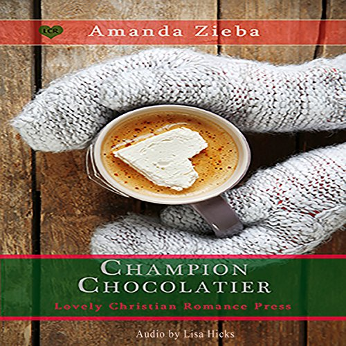 Champion Chocolatier audiobook cover art