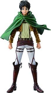 Attack on Titan Master Eren Yeager Levi Mikasa Action Figure
