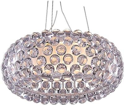 Foscarini - Lámpara de techo Foscarini Caboche Media ...