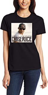 Womens Chase Rice Ignite The Night Black T Shirt