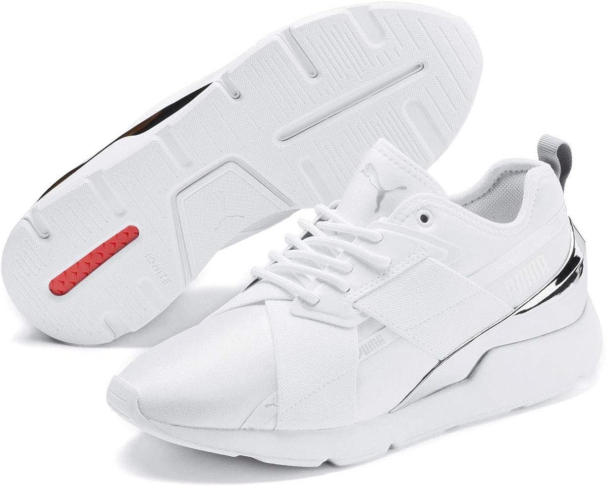 Amazon.com   PUMA Women's Muse Sneaker   Fashion Sneakers
