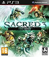 Sacred 3 First Edition (PS3) (輸入版)