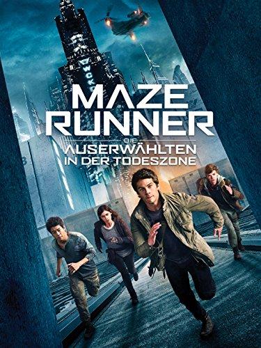 Maze Runner – Die Auserwählten in der Todeszone (4K UHD)