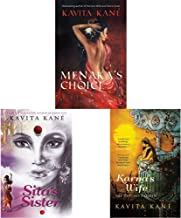 Menaka'S Choice + Sita'S Sister + Karna'S Wife: The Outcast'S Queen (Set Of 3 Books)