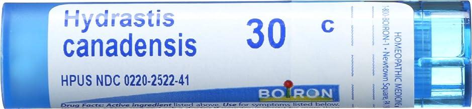 Boiron, Hydrastis Canadensis 30C Multi Dose Tube, 80 Count