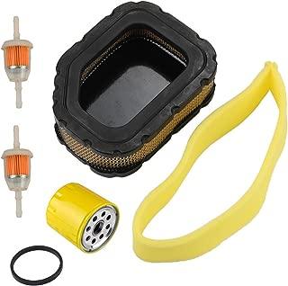 Butom 32 083 03-S 32 883 03-S1 Air Filter with Oil Filter for Cub Cadet LT1045 LTX1046 LT1050 GT1554 I1046 LT1046 I1050 GTX 1054 LGTX 1054 SLT 1554 Tractor Kohler SV710 SV715 SV720 Engine