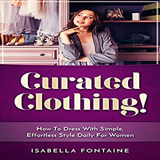 Curated Clothing! audiobook cover art