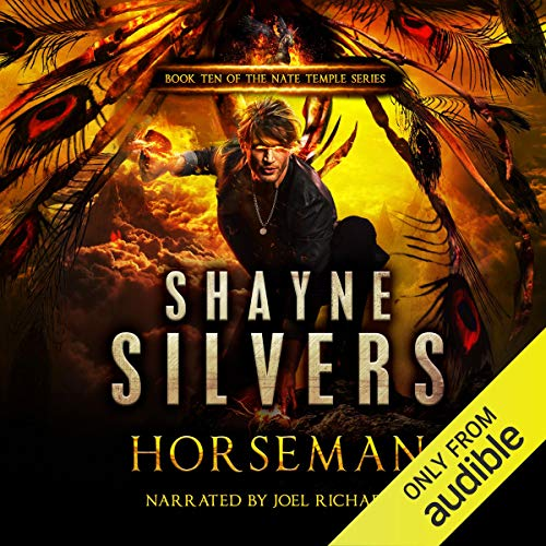 Horseman  By  cover art