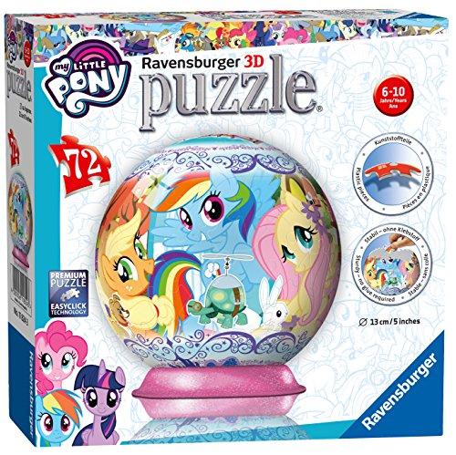 Ravensburger 21055My Little Pony 3D-Puzzle–72Stück