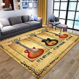 Kaicysag Area Carpet, 3D Printing Modern Geometric, Living Room Carpet, Children's Room Thick Soft Flannel Memory Foam Bedroom Carpet 80X150Cm/T
