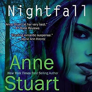 Nightfall audiobook cover art