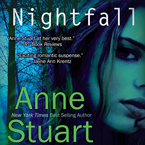 Nightfall audiobook cover art