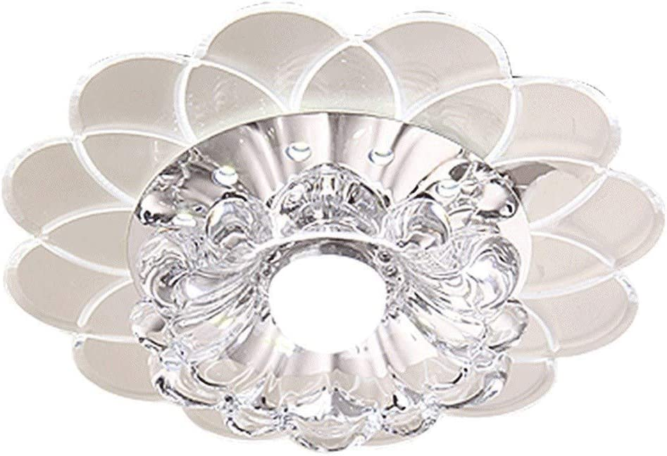 sararui Recommended Ceiling Light Led 2021 spring and summer new Crystal Corrid Lights Aisle Spotlights