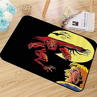 Best werewolf skin rug Reviews