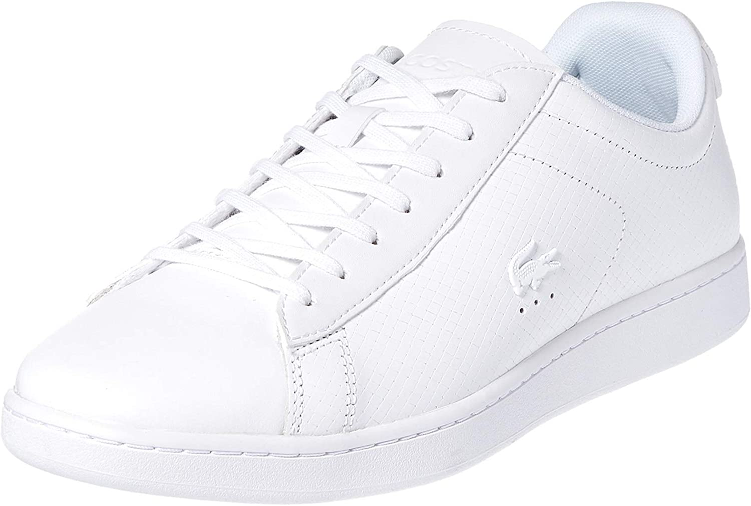 Lacoste Mens Carnaby Evo 318 Leather Ortholite Casual shoes