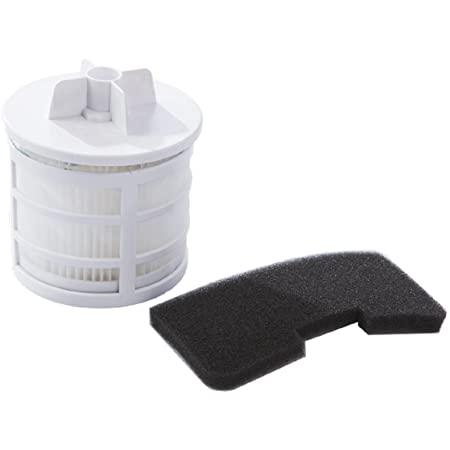 Green Label For Hoover Type U66 Pre & Post Motor HEPA Filter Kit for Sprint Vacuum Cleaners (compares to 35601328)