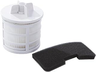 Kit de filtros para los aspiradores Hoover de la serie Sprint. Reemplaza a Tipo U66, 35601328. Producto genuino de Green Label