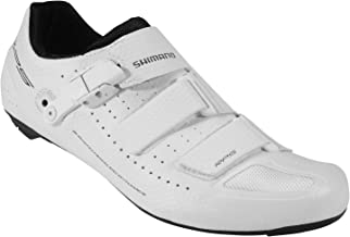 SHIMANO 2016 Men's Performance Race Road Cycling Shoes - SH-RP5 (Black - 44.0)