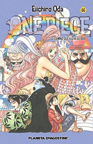 One Piece nº 66: El camino que lleva al sol