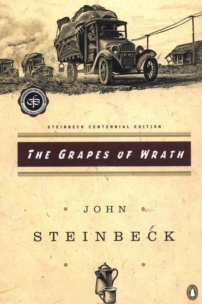 便益ボーカル足The Grapes of Wrath (English Edition)