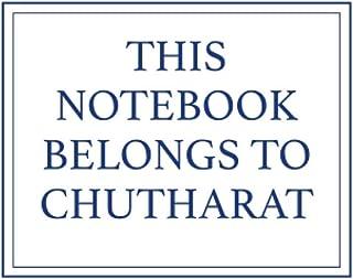 This Notebook Belongs to Chutharat