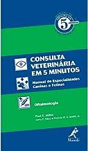 Manual de Consulta Veterinária em 5 Minutos. Manual de Especialidades Caninas e Felinas. Oftalmologia