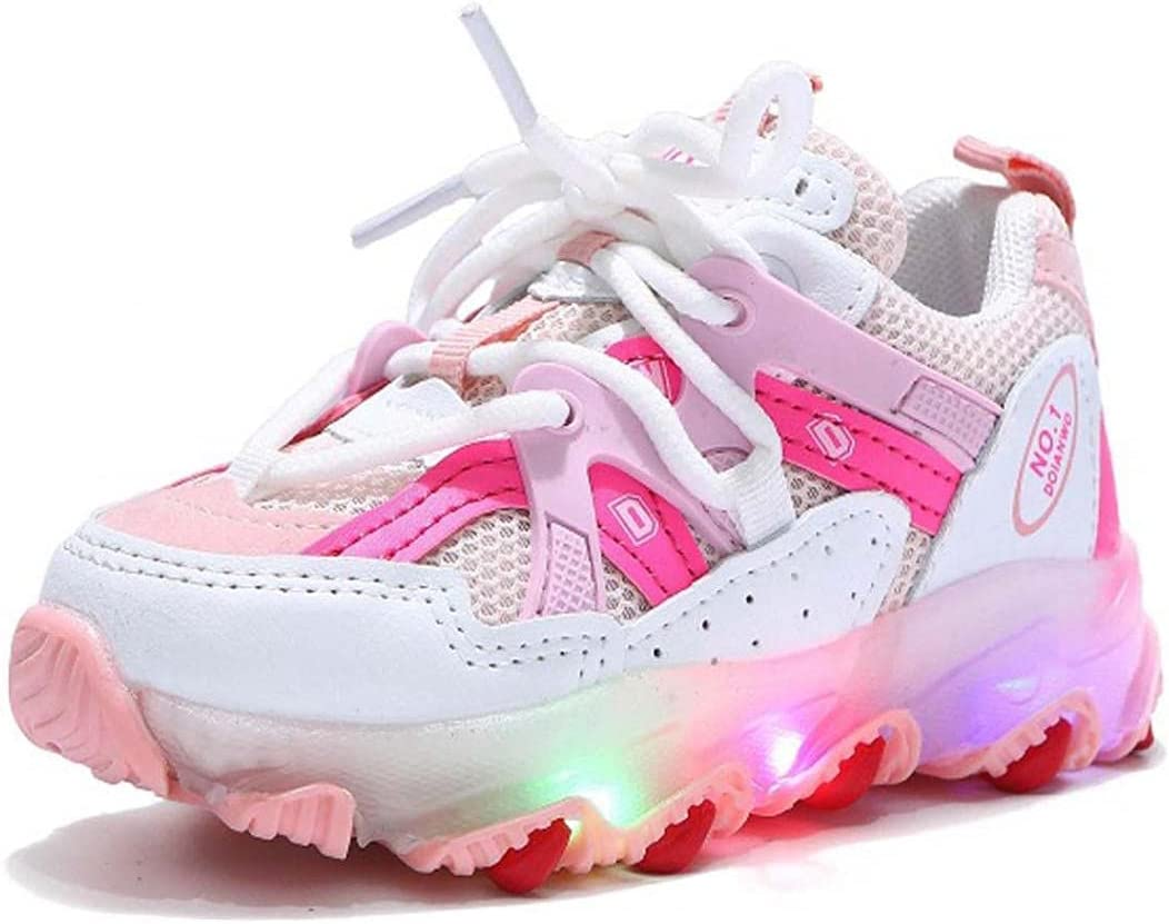 Baby Girls Boys Trainers Children Surprise price Light Sport Luminous Sneak 2021 Led