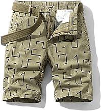 Men's Sports/Basic Shorts Pants Cotton Shorts-Solid Color/Pattern Army Khaki, Black/Gray/Army Green/Dark Blue,C,32