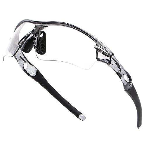 bea19cc0ed Wheelup Sports Sunglasses WHEEL UP Photochromic Anti-UV400 Explosion-proof  PC Intelligence Lenses Aerodynamics