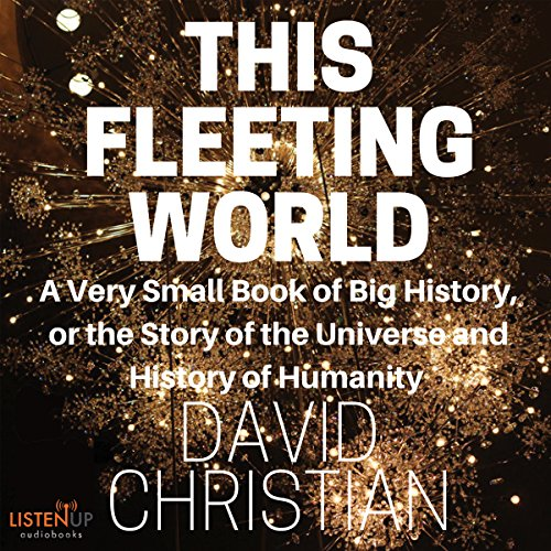 This Fleeting World audiobook cover art